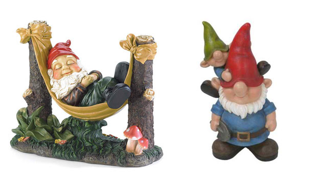 Bring Fun to Your Landscape With 15 Cute Garden Gnomes | Home Design on