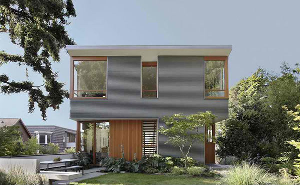 SHED Architecture & Design