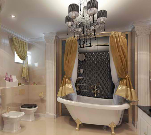 15 ideas on setting a bathroom with victorian bath tub for Historic bathroom remodel