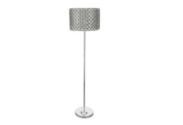 15 Silver Floor Lamps That Illuminate With Elegance Home