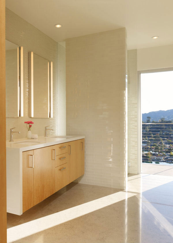 double sink design