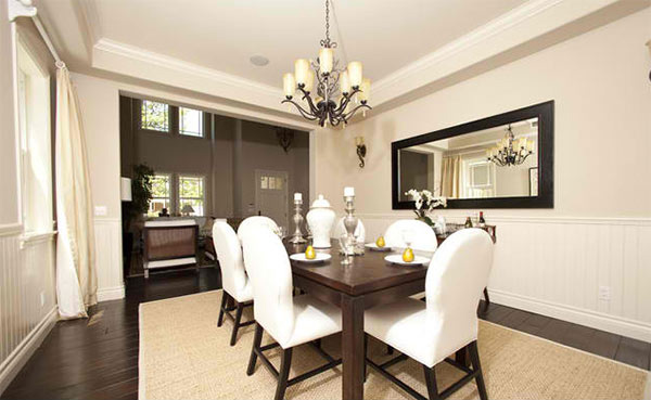 15 Ideas For Beige Dining Rooms Home Design Lover