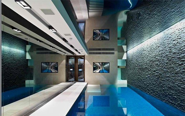 15 Modern Swimming Pool Rooms You'Ll Envy | Home Design Lover