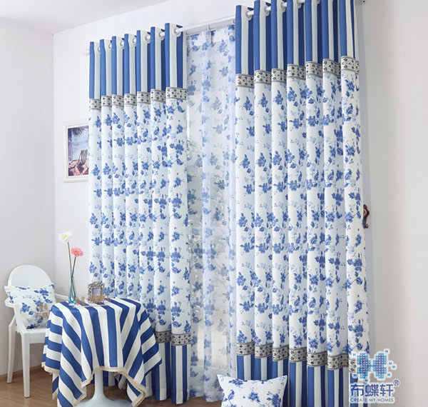 Chinese Style Classical Curtain