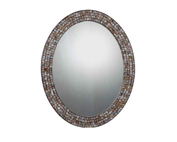 Contemporary Oval Mirrors