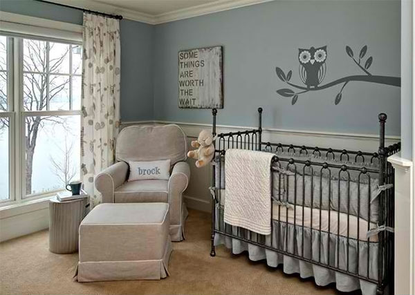 Baby Girl Bedroom Designs