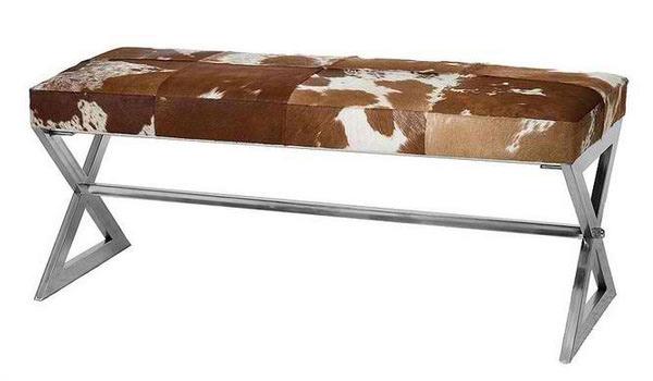 15 Animal Print Bedroom Benches For Safari Inspired