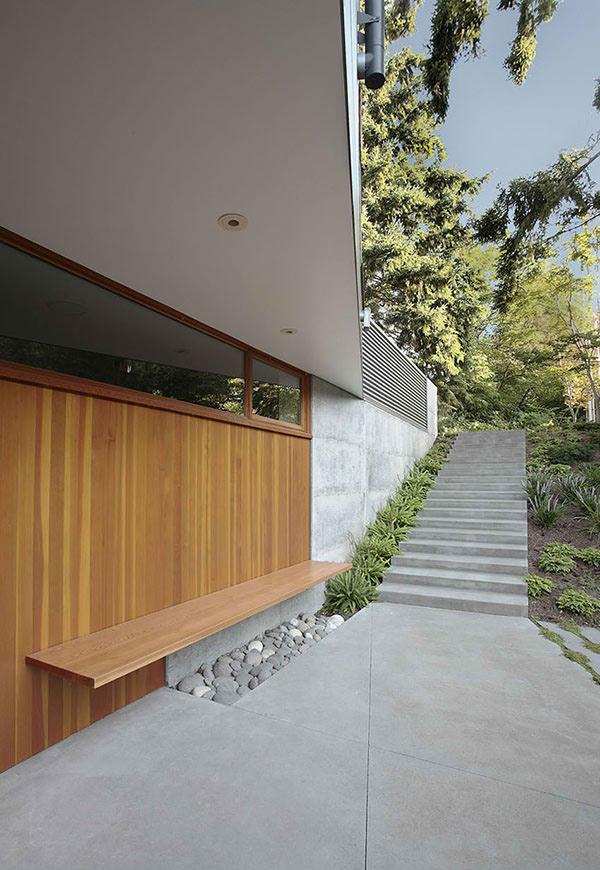 Serene Contemporary design