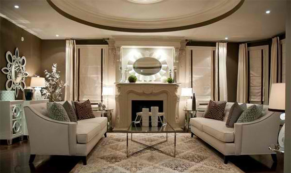 15 Mansion Living Room Ideas Overflowing With Sophistication Home Design Lover