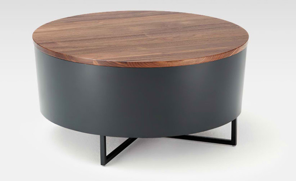 drum-like table