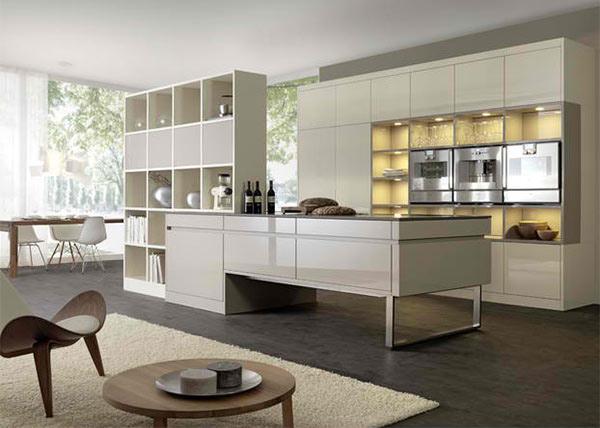 15 Astounding Peninsula Shaped Modern Kitchens Home Design Lover,Graphic Design Shapes