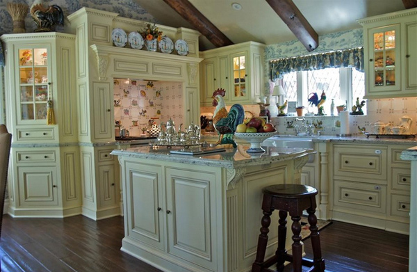 Lake Arrowhead Country French Kitchen. Email; Save Photo. Lake Arrowhead.  Sue Murphy Designs