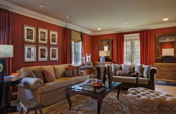 Scarsdale living room