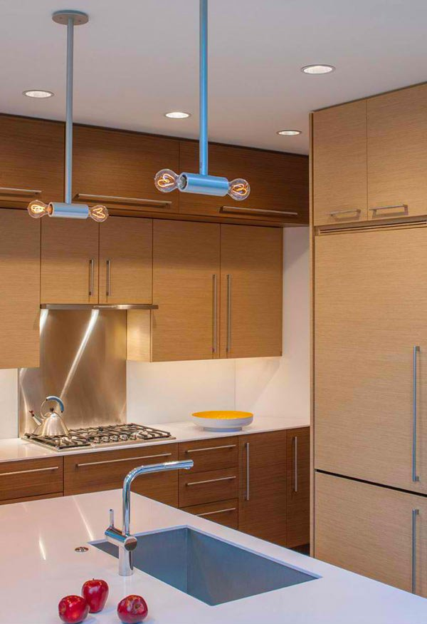 unique kitchen lights