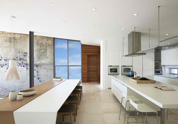 dining kitchen design