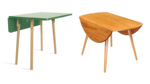 15 Incredible Drop Leaf Folding Tables Home Design Lover