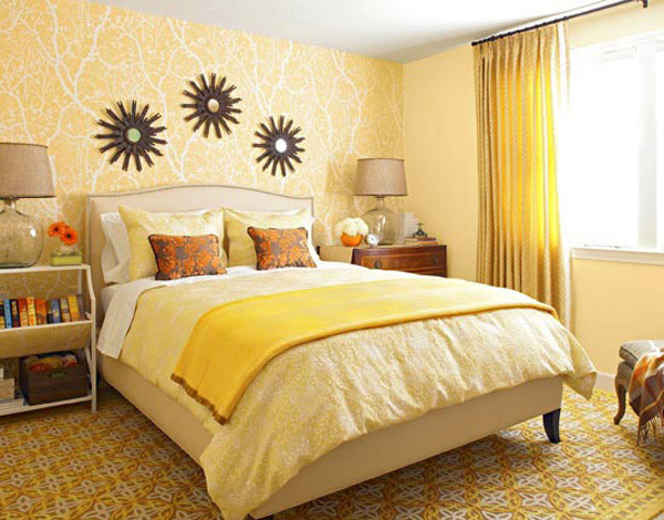 15 lovely tropical bedroom colors home design lover 13590 | 1 focal point