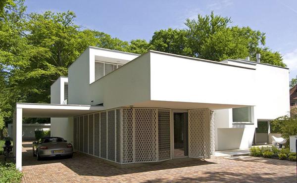 Villa Bilthoven Front 1