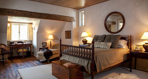 15 country cottage bedroom decorating ideas home design for Cottage bedroom ideas