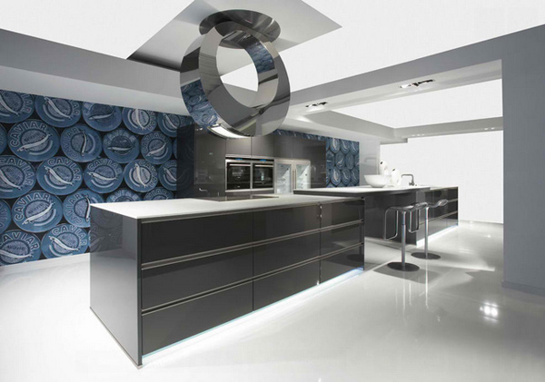 Contemporary Designer Kitchens