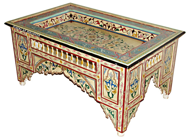 Moroccan Coffee Tables