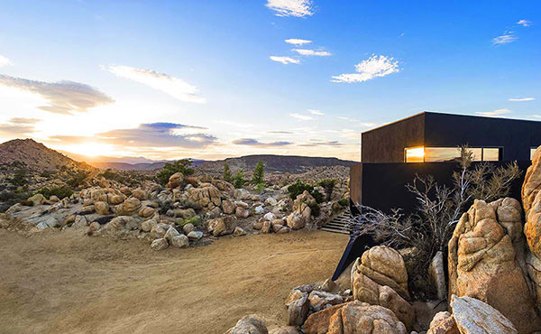 Yucca Valley house California