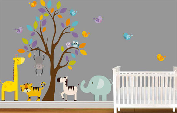 Animals Decal