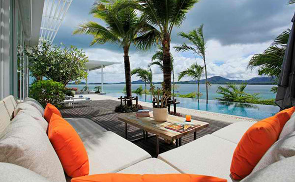 Oceanfront Villa Meyersdal