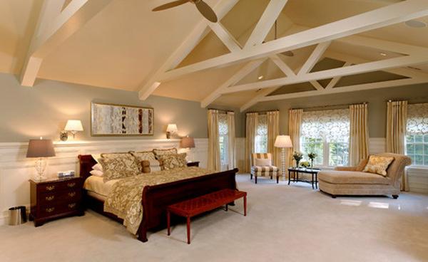 bedroom lounge design