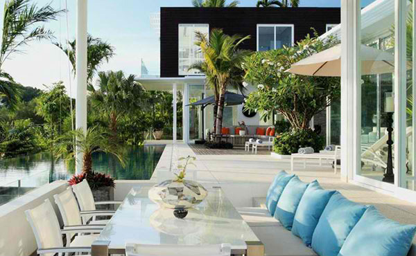 Paradise Dwelling