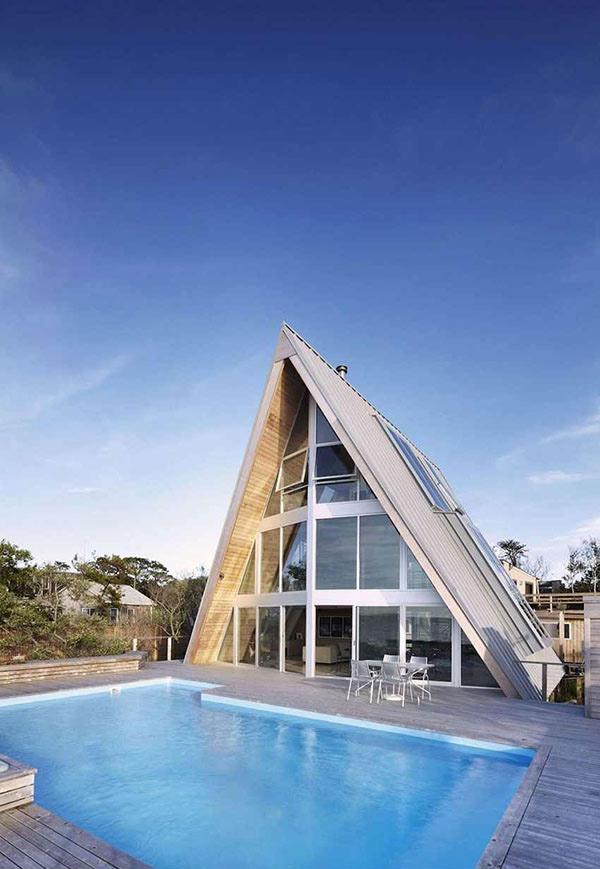 A Frame Residence