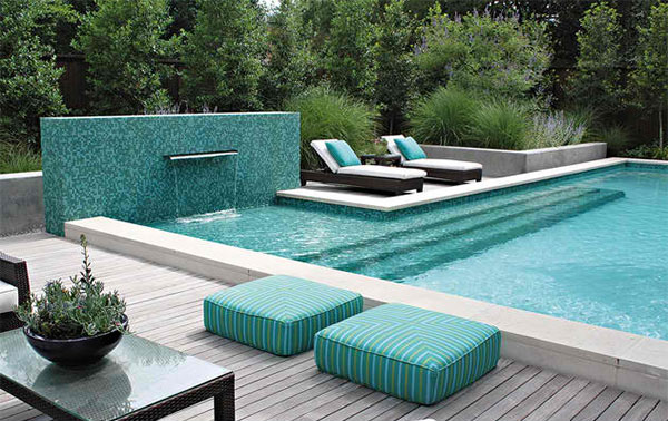 Ordinaire Simple Pool Design