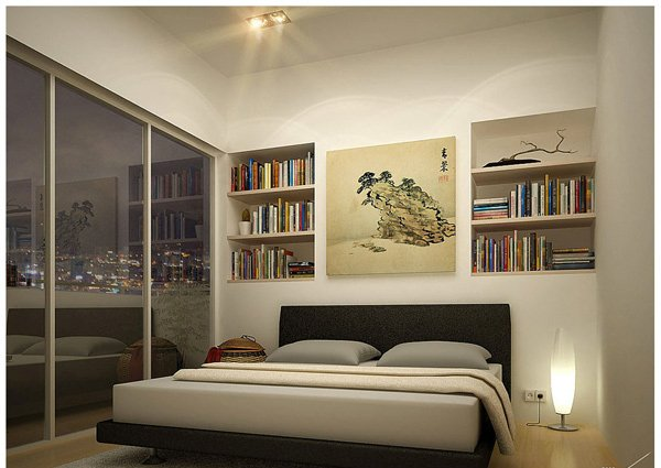 Attirant Japanese Bedroom Designs