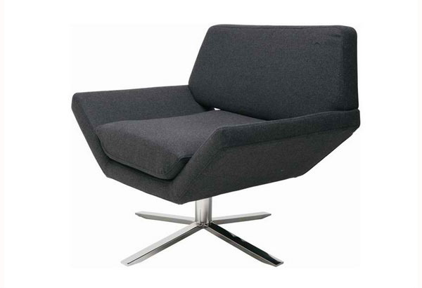 modern swivel chairs for living room. Lounge Chair  Nuevo Living 15 Modern Room Swivel Designs Home Design Lover