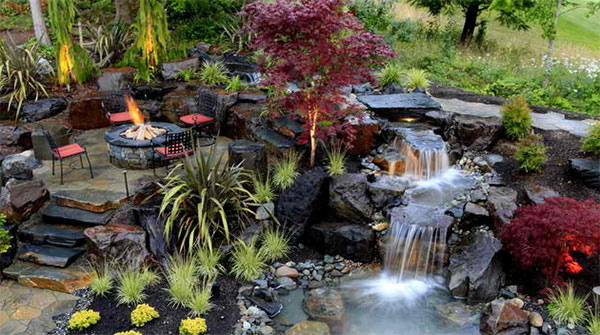 15 Pond Landscaping Designs For Your Garden Home Design