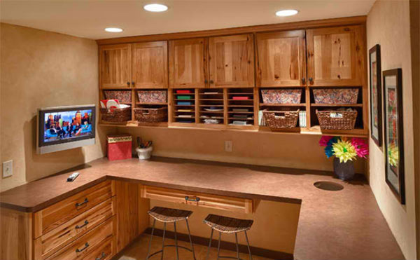 15 Ideas in Designing Your Homes Craft Room Home Design Lover