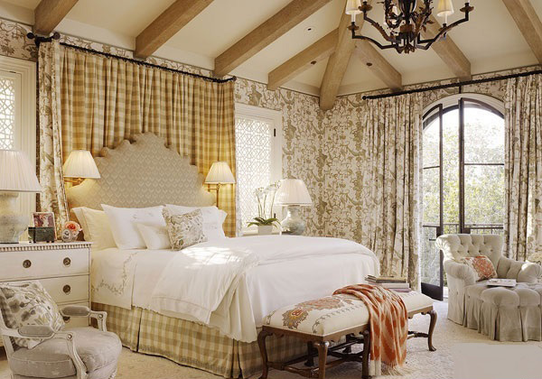 15 Country Cottage Bedroom Decorating Ideas | Home Design Lover