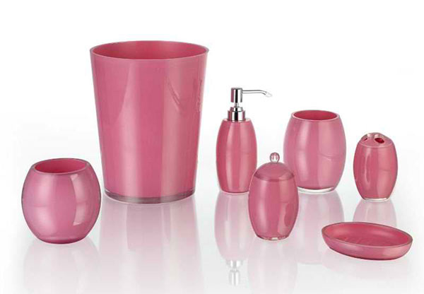 New Design Fashion Bathroom Accessories Set