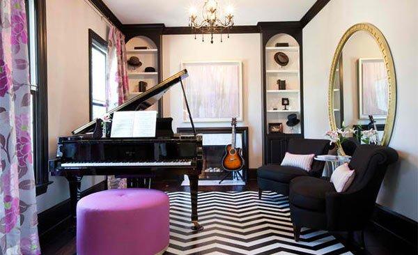 grand piano sets