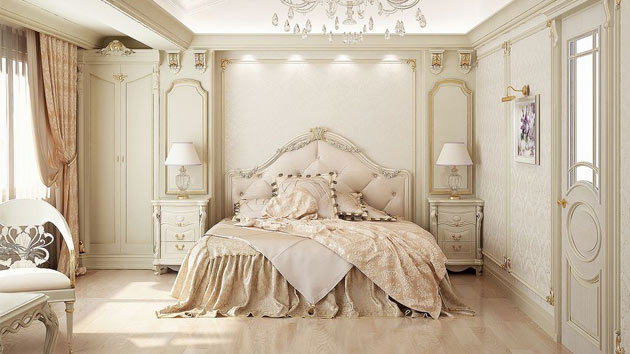40 Exquisite French Bedroom Designs Home Design Lover Magnificent Bedroom In French