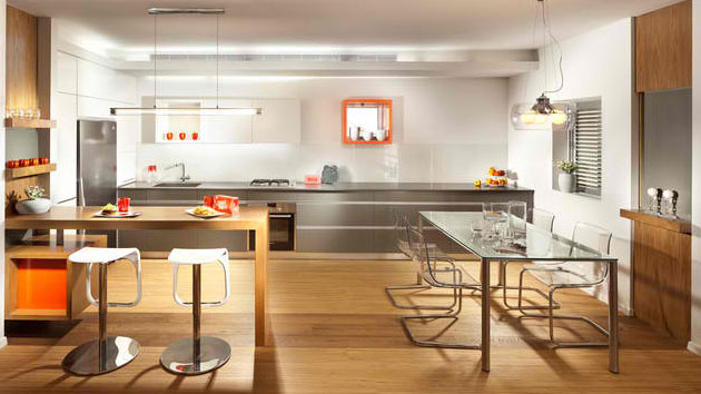 15 ideas on how to set up a kitchen dining space home for Unity 3d room design