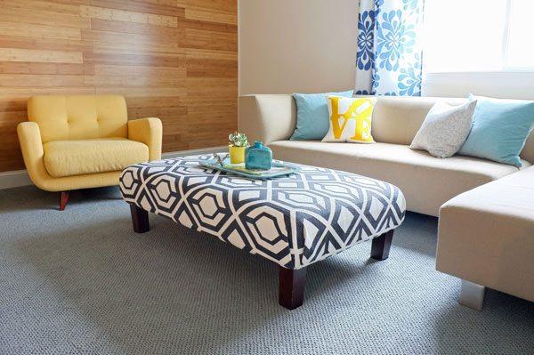 Create Beautiful Diy Ottomans In 15 Easy Ways Home Design