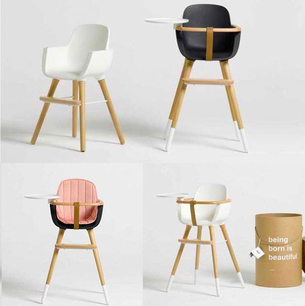 15 Modern High Chair Designs For Babies And Toddlers Home Design Lover