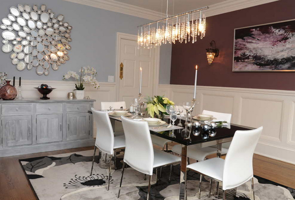 Breathtaking Dining Room Staging Ideas Contemporary