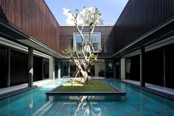 indoor water element