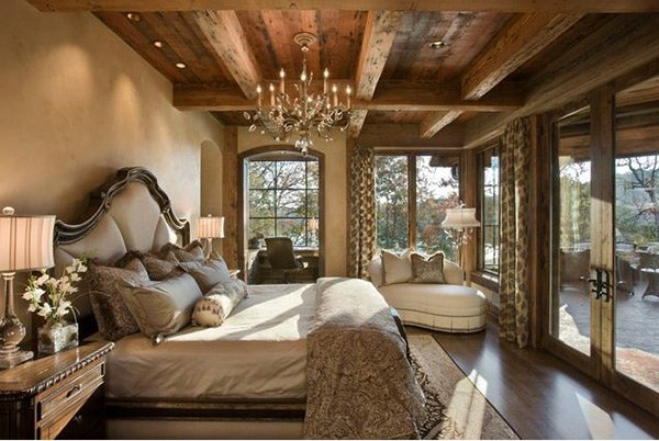 15 elegant bedroom design ideas home design lover for Elegant master bedroom designs
