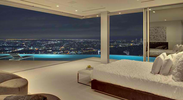bedroom pool