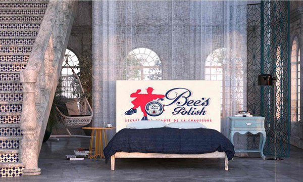 Bee's Polish Headboard