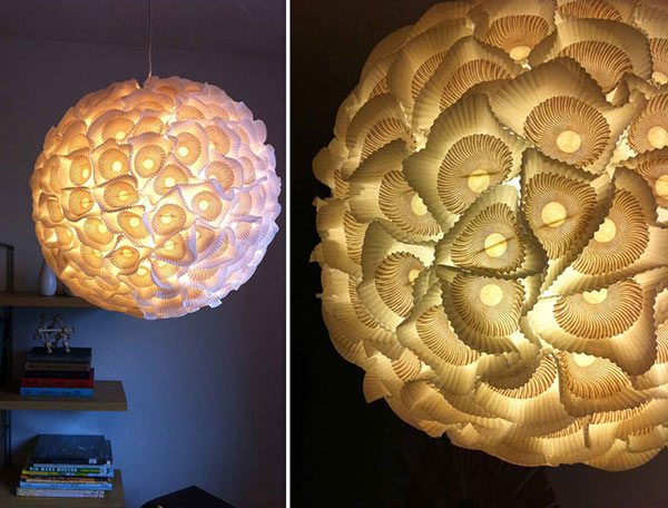 Paper Orb Lights