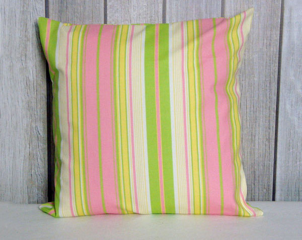 Striped Pillows